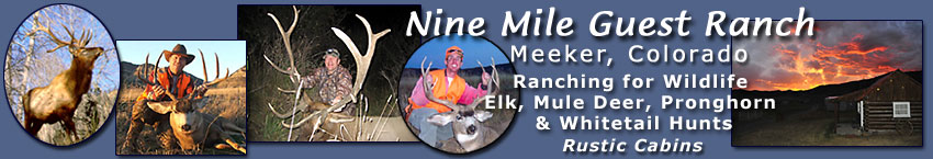 Nine Mile Guest Ranch